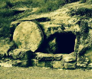 Jesus Resurrection Tomb