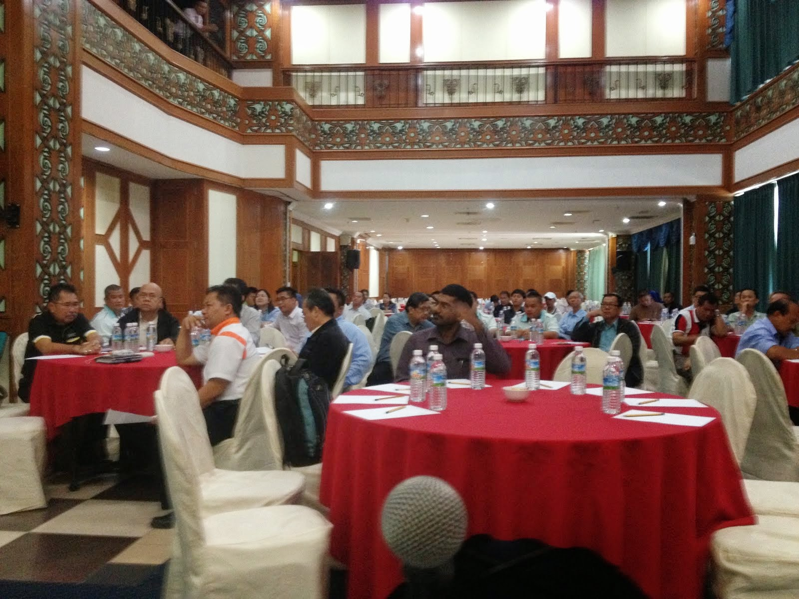 Limbang Productivity Seminar On April 13th 2015 !!!