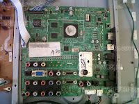 Samsung Mainboard TV LCD