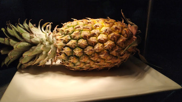 Fresh pineapple Food Recipe Dinner ideas