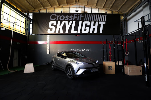 Toyota C-HR. A Car That Doesn't Follow the Crowd.