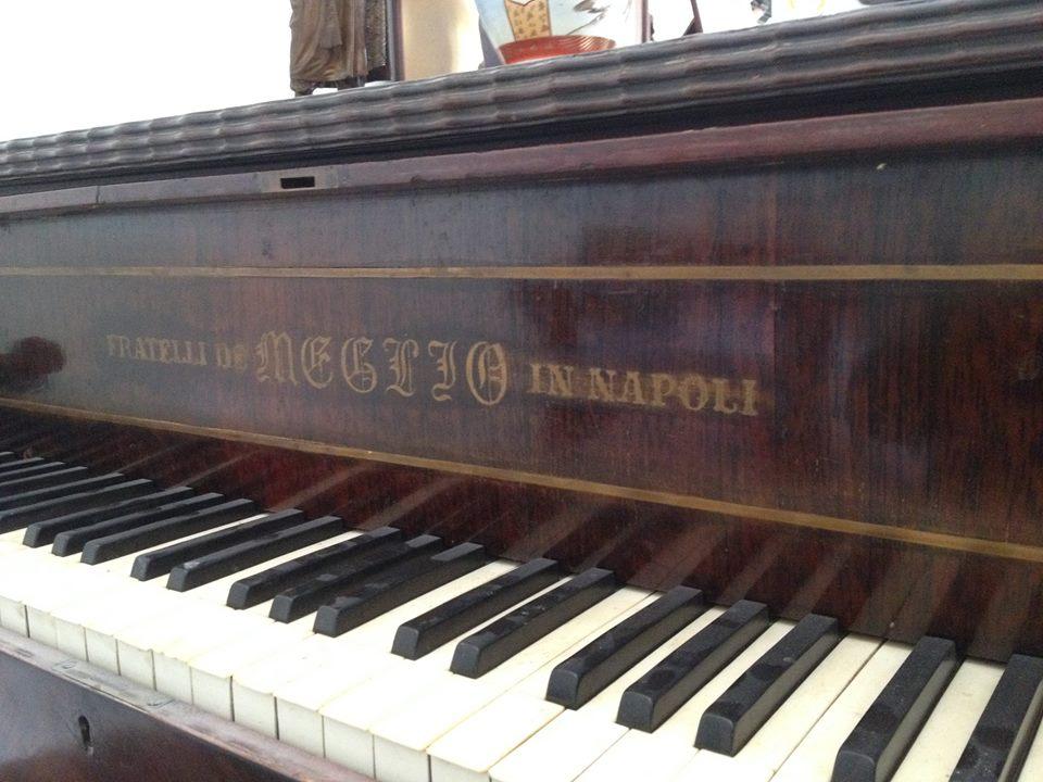 pianoforte de meglio napoli