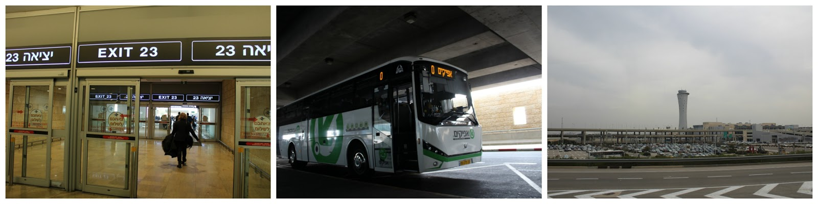 how to get from ben gurion airport to jerusalem