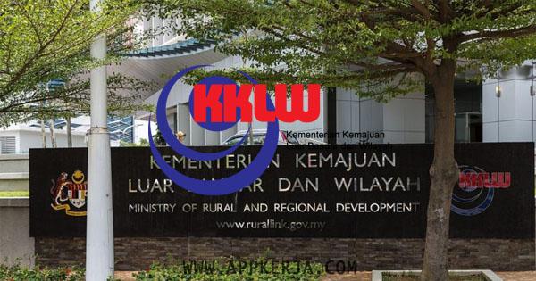 Kementerian Kemajuan Luar Bandar dan Wilayah (KKLW)