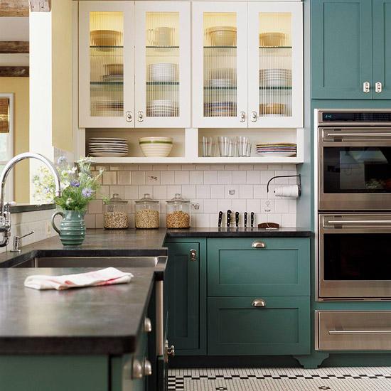 Kitchen Cabinet Doors Ideas: Kitchen Cabinets: Stylish Ideas For Cabinet Doors