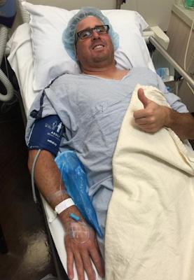 Pat Perez Labrum Surgery