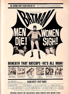 The Bat Channel Batman 1966 Movie Posters