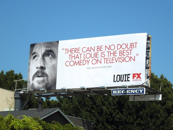 Louie Huffington Post Emmy 2013 billboard