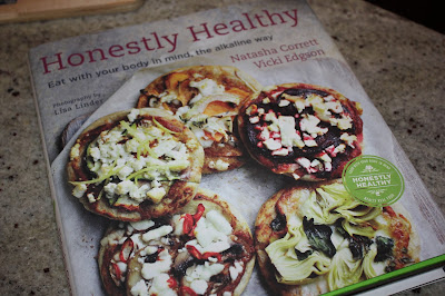 Cookbook 5 : Honest & Healthy by Natasha Corrett - Honey Banana Loaf