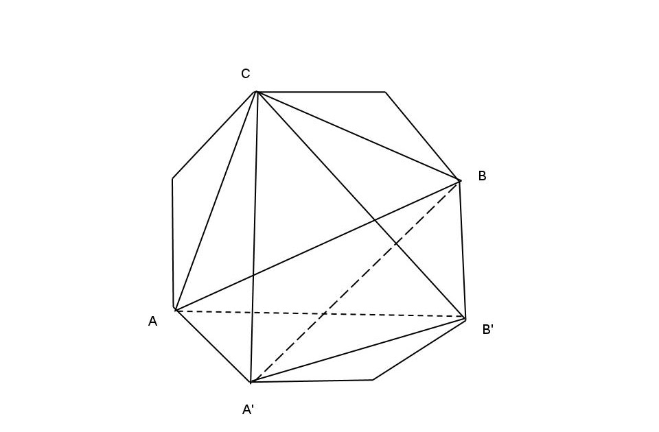 I solved a problem: Maximum Triangle Area (Part 3 and final)