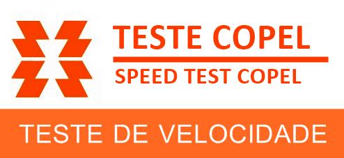 Copel Speed Test