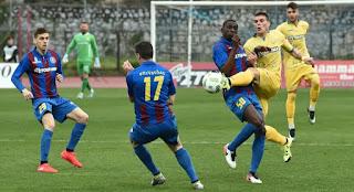 Τα στιγμιότυπα της αναμέτρησης Κέρκυρα - Παναιτωλικός 0-0