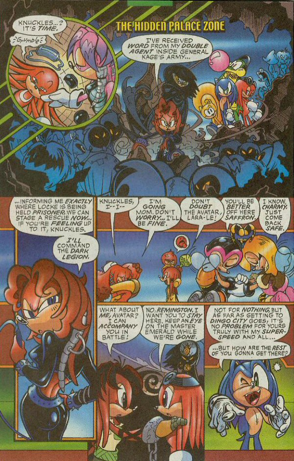 Read online Sonic The Hedgehog comic -  Issue #140 - 10