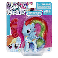 My Little Pony The Movie All About Rainbow Dash Brushable