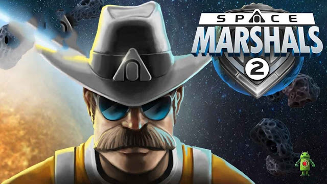 Download Space Marshals 2 Mod APK Android Official Game