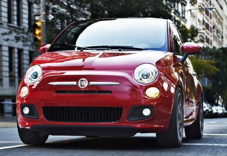 2017 Fiat 500C Manual Review