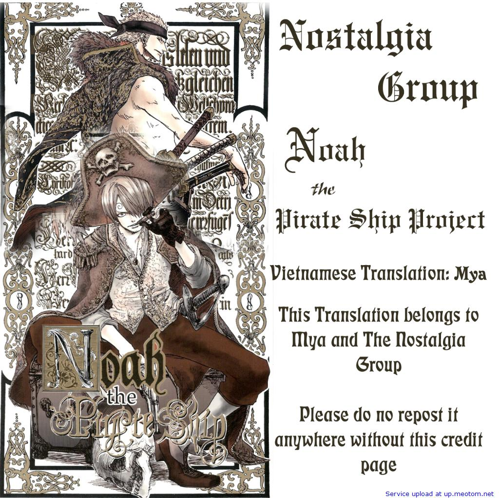 Hình ảnh PSN%252520 %252520Volume%25252002 Credit in One Piece Doujinshi - Pirate Ship Noah