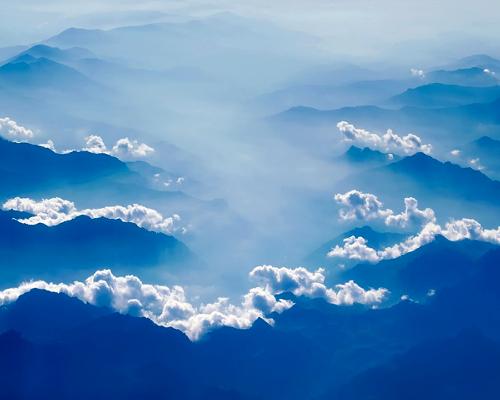 Znalezione obrazy dla zapytania wieczność niebo