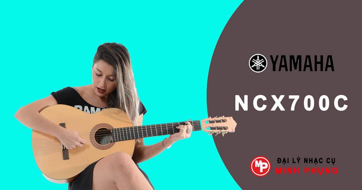 Đàn guitar yamaha NCX700C
