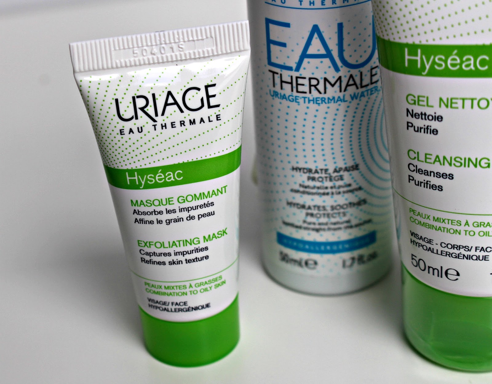 Uriage Hyséac travelkit