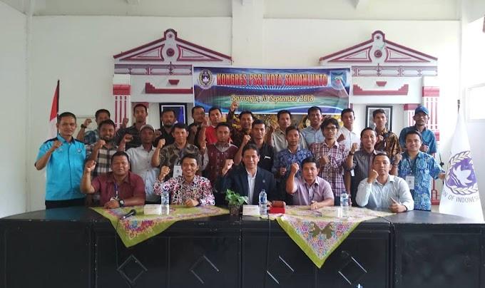 Doni Asta Pimpin PSSI Kota Sawahlunto Hingga 2022