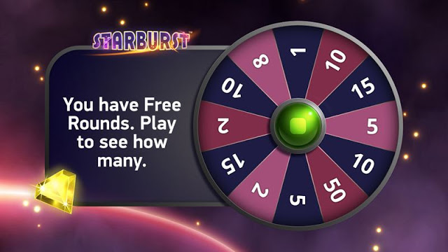 NetEnt Free Round Widget - Genius!