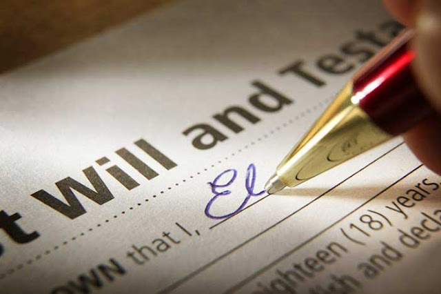 Estate tax changes make this a good time to update your will