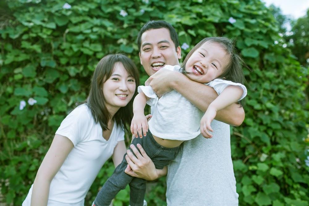 台北戶外寶貝日系寫真 全家福 兒童攝影推薦拍照