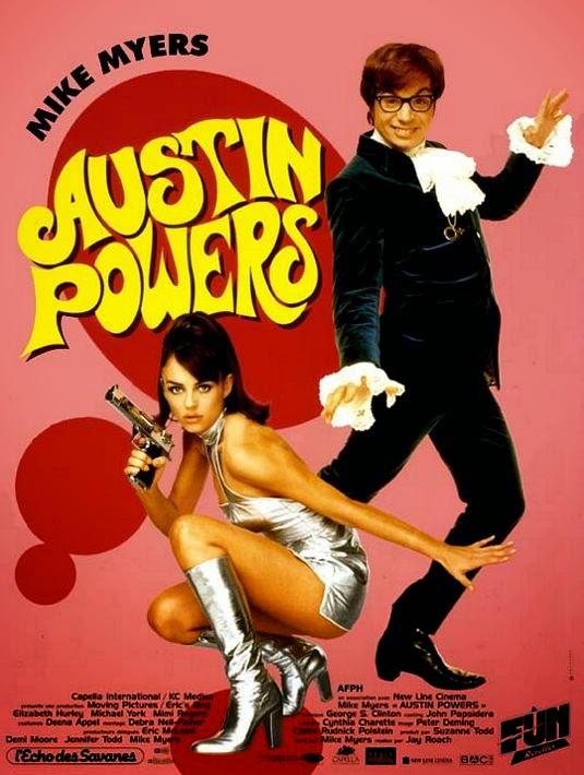 Austin Powers International Man of Mystery ออสติน พาวเวอร์ สายลับ ลับๆล่อๆ [HD][พากย์ไทย]