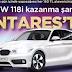 Antares AVM BMW Çekiliş Sonucu