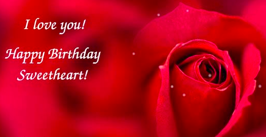 Birthday Quotes For Girlfriend Romantic In English Romantic – Birthday Greetings for Girlfriend