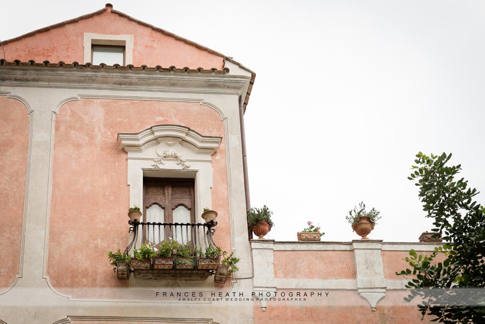 Villa in Positano