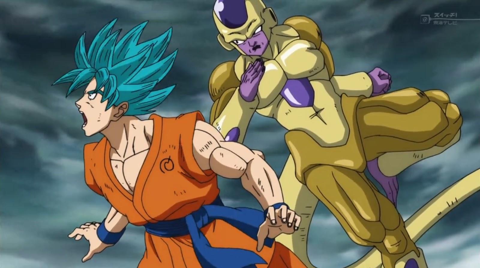 Dragon Ball Super: Episódio 25 – A verdadeira batalha! Golden Freeza e sua vingança!