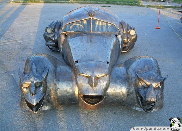 Phantom's Car
