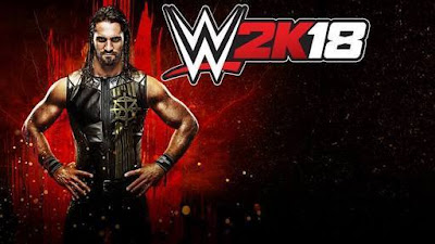WWE 2K18 PPSSPP ISO Game on Android APK + OBB Download