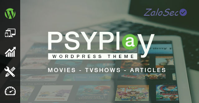 Download Psyplay, PsyPlay WordPress Themes, psy theme, psyplay movies and tv series, GoMovies PsyPlay Auto Embed, PsyPlay Nulled