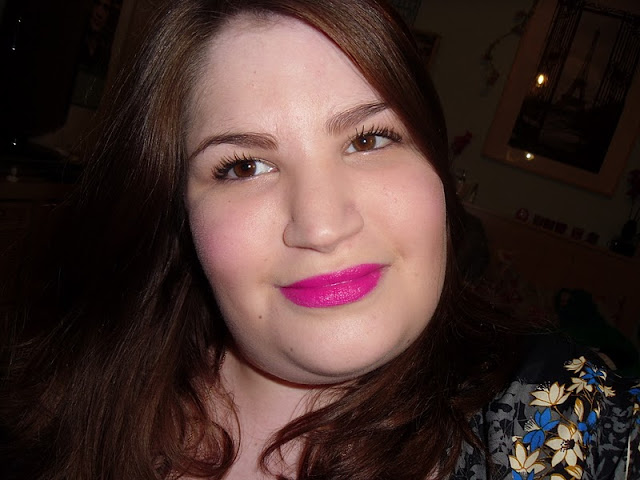 A review of Mac Girl About Town Lipstick