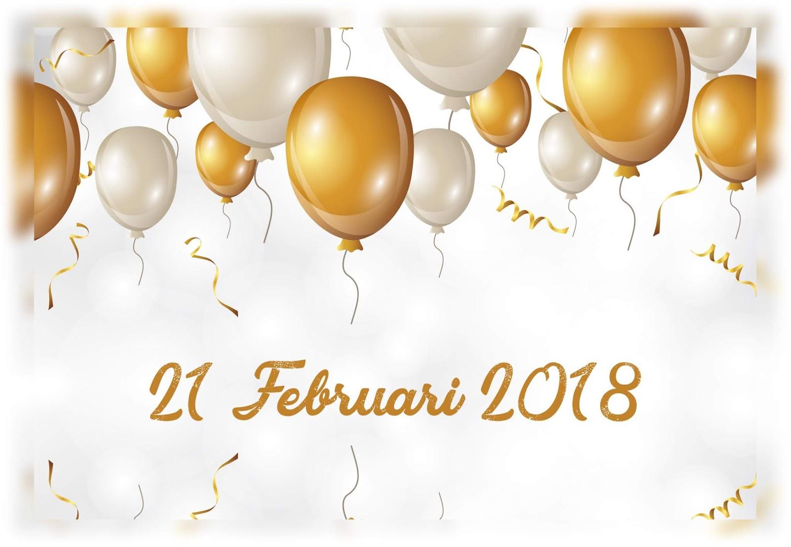 21 Februari 2018