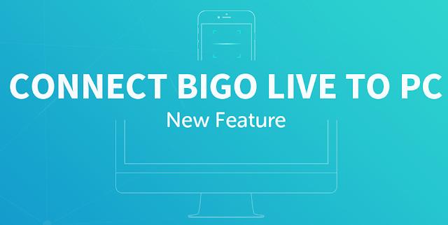 Cara Bigo Live di PC /Laptop dengan PC Connector