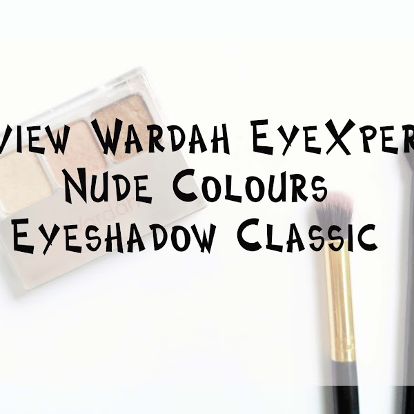 Review Wardah EyeXpert Nude Colours Eyeshadow Classic