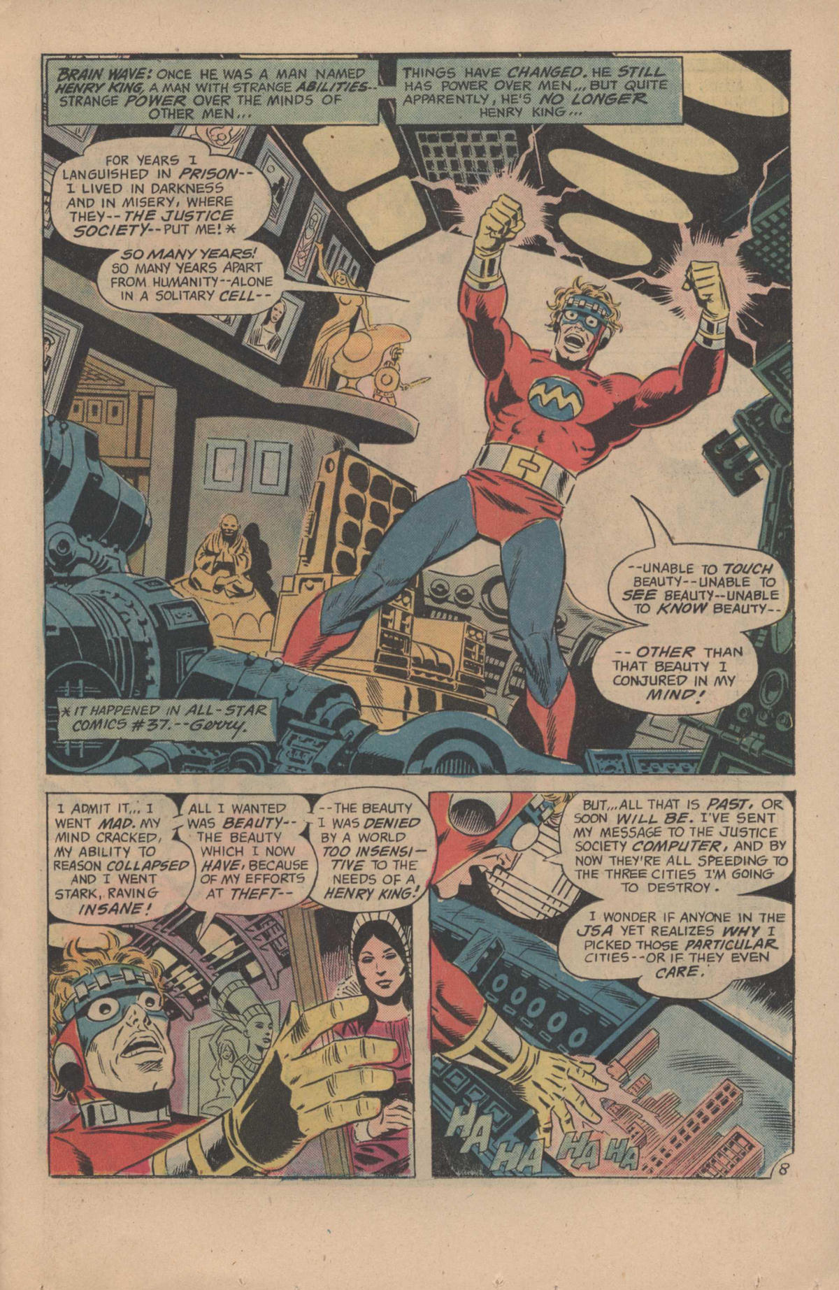 Read online All-Star Comics comic -  Issue #58 - 15