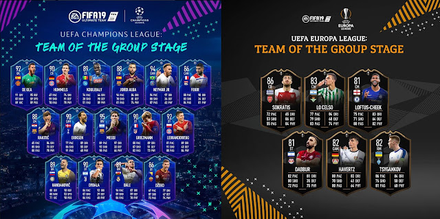 Team Of The Group Stage | FIFA 19