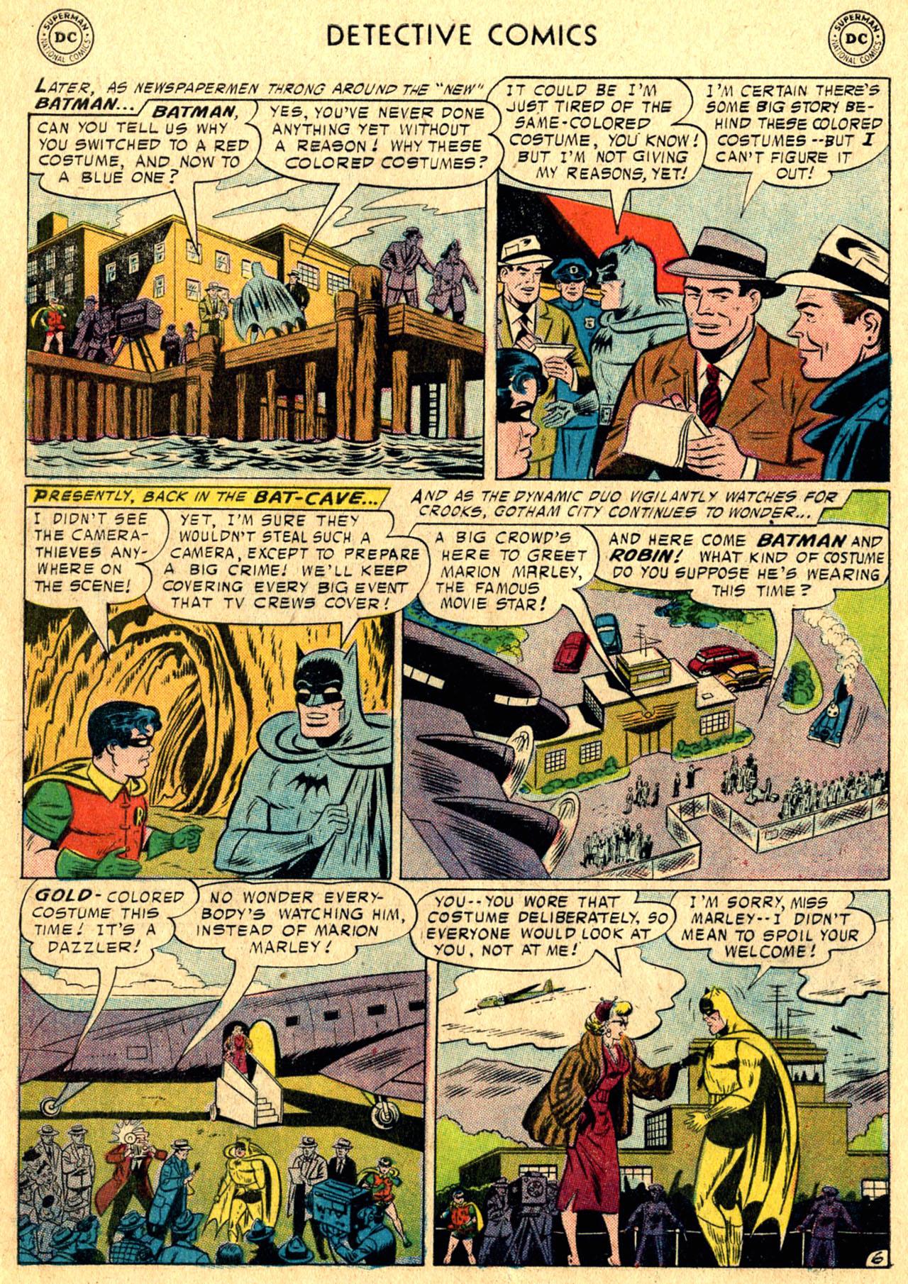 Read online Detective Comics (1937) comic -  Issue #241 - 8