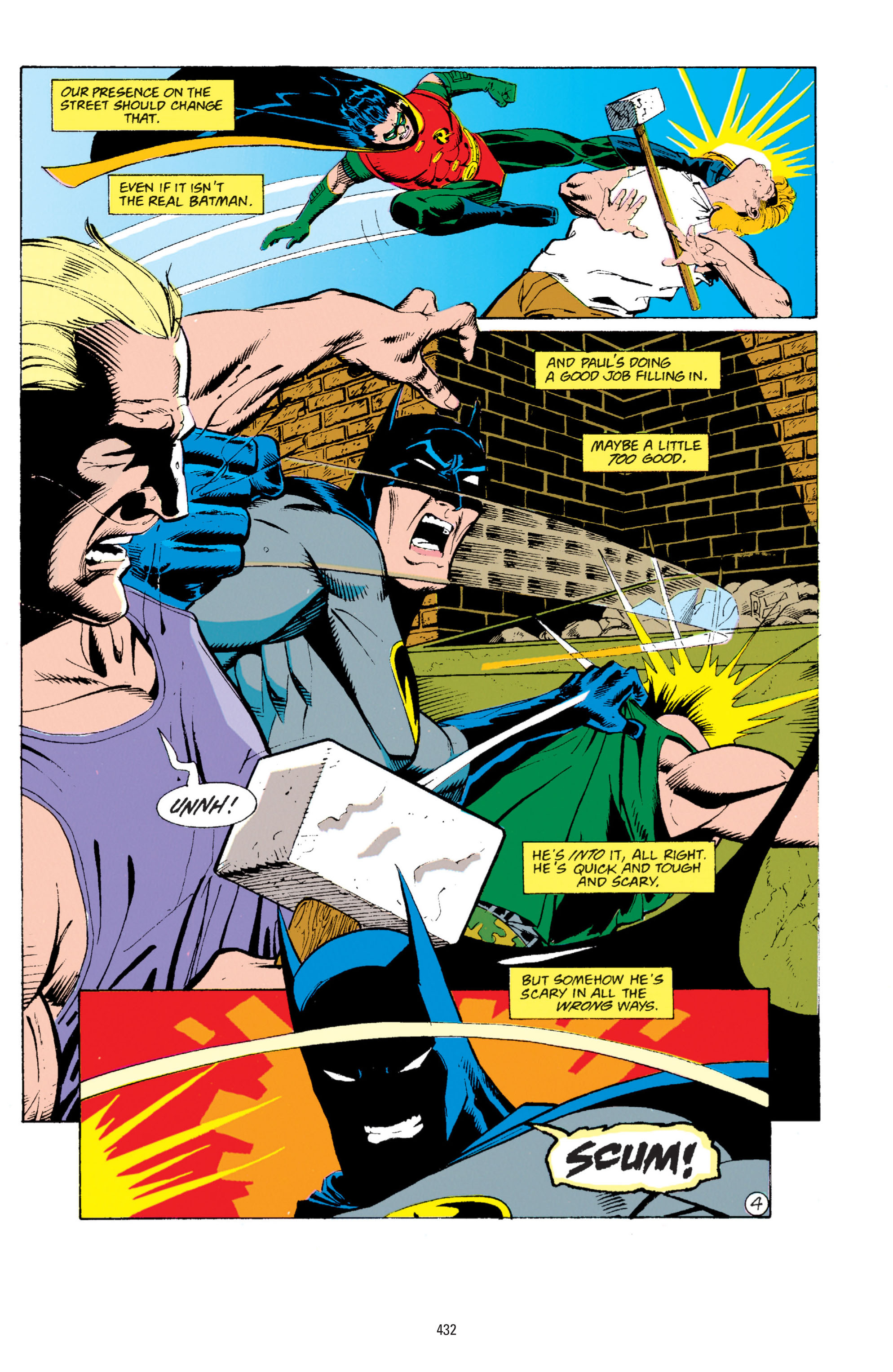 Detective Comics (1937) 665 Page 3