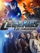 Assistir Legends of Tomorrow 3 Temporada Online Dublado e Legendado