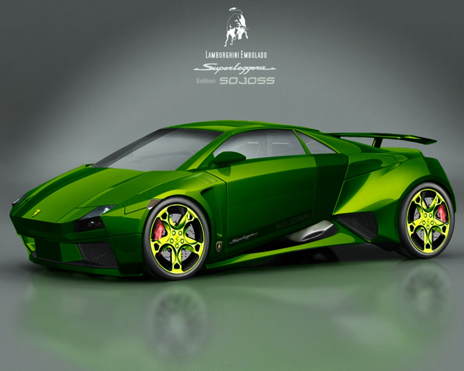 World Of Cars Lamborghini Embolado