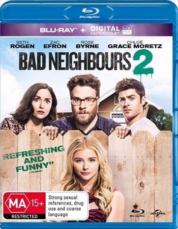 Neighbors 2 Sorority Rising 2016 English Bluray Download