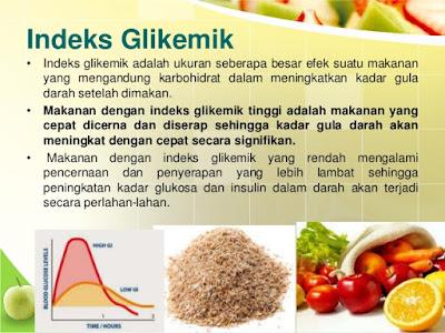 makanan dengan glikemik tinggi penyebab jerawat
