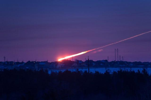 Meteorito de Chelyabinsk