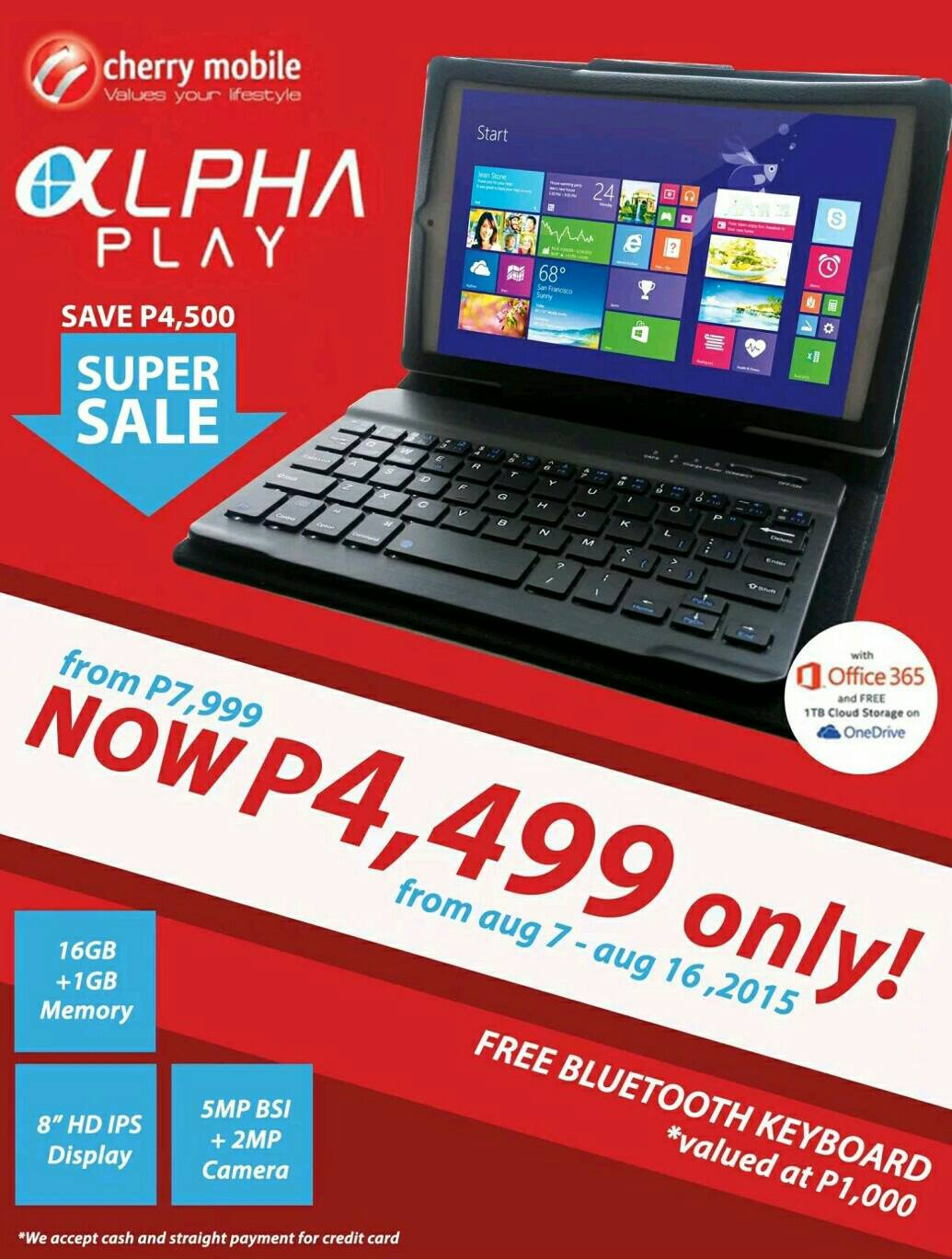 This Promo Is Available At The Following Cherry Mobile S And Dealers Sm North Edsa Megamall New Farmers